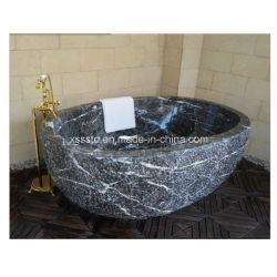 Pedra de acessórios de banho de hidromassagem usado banheira de imersão