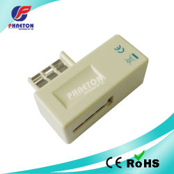 Telephone 프랑스 Handset Cable ADSL Adapter (pH2327)