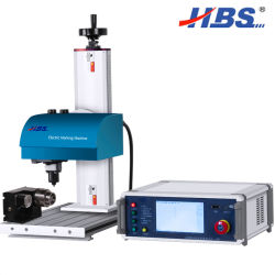 China Factory Portable Desktop pneumatische metalen DOT Peen-marking machine