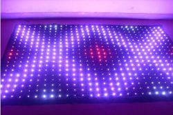 Гибкий светодиодный дисплей шторки для фестивальных мероприятий