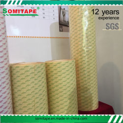Sh329 tissu colle acrylique Ruban adhésif double face Fo Somitape Bande LED