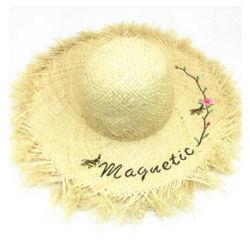 2018 Nouveau Style Fashion Raphia Straw Hat Big Brim Hat