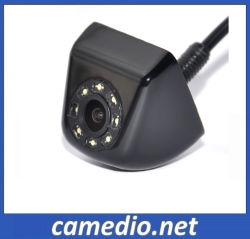 Grand angle de vision de nuit 8 LED étanche voiture caméra de recul