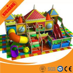 최고 판매 즐거운 공원 실내 아이들의 공원 실내 실행 구조