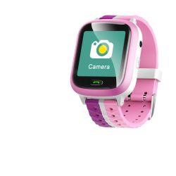 Fitness étanches IP67 Tracker montre téléphone avec la carte SIM Sos Appareil photo numérique de podomètre poignet Anti-Lost jeu été le premier traite de plein air Sport cadeau Bracelet Watch Ios