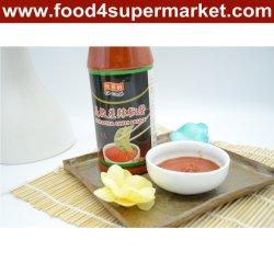 Sriracha 유기 빨간 매운 소스