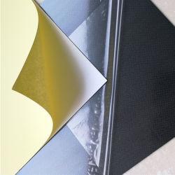 1mm en arrière de la colle Feuille de mousse PVC pour cartes d'exposition
