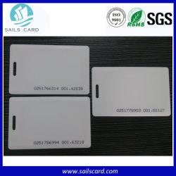 В толщине 1.8mm Tk4100 RFID сотрудники складного Employee ID Card
