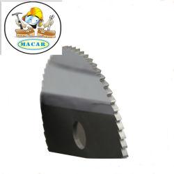 Sierra circular de carburo de tungsteno herramientas eléctricas, la hoja de sierra