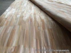 Finger Joint chapas de madera de cedro