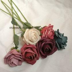 홈과 축제 훈장을%s 인공 꽃 단 하나 로즈