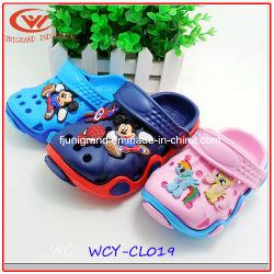 Convergência Fechado Kids Sandals Water-Proof tamancos de EVA para crianças
