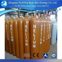 Hoge zuiverheid van Heliumgas gevuld met gas van 10 l/40 l/50 l Cilinder