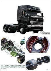 Montaggi degli elementi del camion dei ricambi auto interi ogni accessori pieni delle parti per i cino veicoli di serie del camion o del camion di HOWO