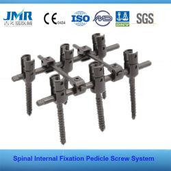 整形外科のインプラントFDAの公認の背骨の内部固定の背骨のインプラント脊柱の外科Pedicleねじ