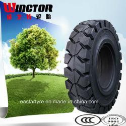 Prix compétitif 250-15 solide chariot élévateur à fourche pneu, chariot élévateur à fourche pneu solide 250-15