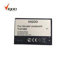 سعر الجملة البطارية المحمولة 3.7 فولت بطارية الهاتف لكاتل تليو 19b2
