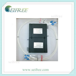 1X4 1550nm CATV Divisor de fibra óptica (OLT-ODN-ONU)