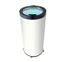 Portable kann Gefriermaschine für Eiscreme-Förderung