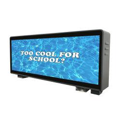 Для использования вне помещений P2.5 P3-P4 P5 автомобиля на экране на крыше такси верхней части рекламы светодиодный дисплей