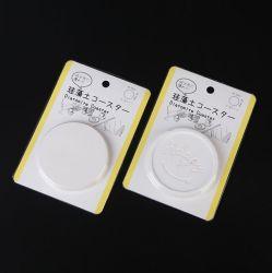 Настраиваемые прозрачный пластиковый пакет лотка слайд с картой в блистерной упаковке