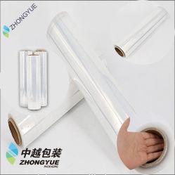 Acondicionamento da carga de paletes de polietileno de LLDPE stretch wrapping Film