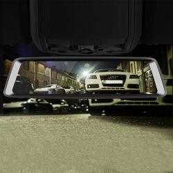 10인치 HD Full Screen, 카Dashcam Viewer 2021이 장착된 듀얼 캠코더