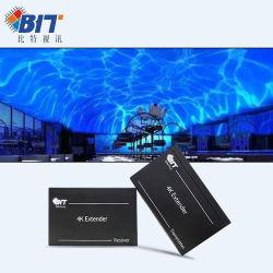 2021 nuove idee di prodotto 4K30 Extender HDMI ad alta Quanlità 100m Splitter extender HDMI 4K con Extender HDMI PoE RJ45 30 m.