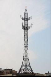 18 م م مجلفن الصلب انجيل الصلب دعم شبكة الهاتف المحمول برج الاتصالات