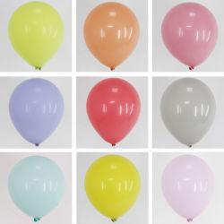 10дюйма конфеты Macaroon цвета свадьбы производителей воздушных шаров из латекса