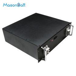 Ciclos de alta qualidade 6000Tempo de vida 48V 50AH LiFePO4 Bateria para Telecom Backup do Sistema de Alimentação