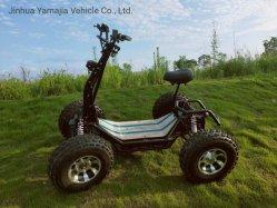 2020 nuovo motore nero classico elettrico originale 4wheels ATV fuori strada di colore 2WD 60V/2400W di ATV