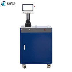 Material del filtro de la eficiencia de filtrado de partículas (PFE) el equipo de prueba automática
