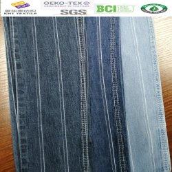 Coton/lin/Tencel mélangé tissu denim de nouveaux produits durables 2020