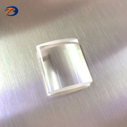 N-BK7/K9 стекла Плано выпуклой цилиндрические линзы объектива выбросов для лазерных принтеров