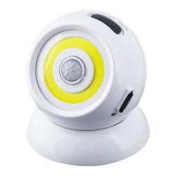 3 in 1 multifunctionele Nooddraagbare Innovation LED-lamp met Bureaulamp Camping Light zoeklicht