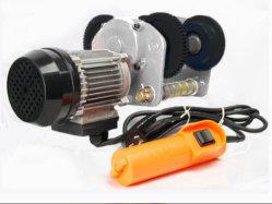 미니 호이스트 부착 Toyo 고품질 TD 전기 트롤리 이동 유형
