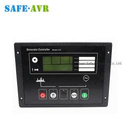 Dieselgenerator-Teil-elektronischer Controller-Vorstand LCD-Bildschirmanzeige Dse710 Genset überwacht Selbstanfangssteuermodul Dse710