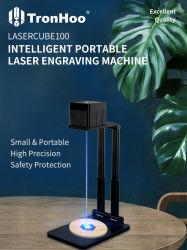 새로 출시된 인기 있는 Mini Portable Laserpker 데스크탑 레이저 포장 기계 레이저 전각