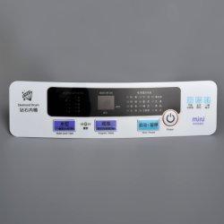 Botón impreso personalizado Wholesales Bump Etiqueta superposiciones de membrana