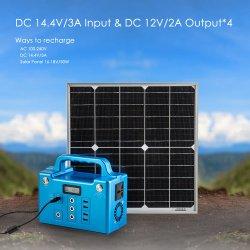 أفضل سعر أنظمة الطاقة الشمسية مولد الطاقة المنزلي المحمول