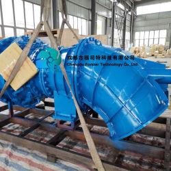 La turbina hidráulica de alta eficiencia de la rueda de Generador de agua