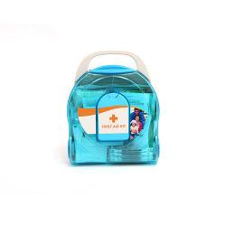 Trousse de premiers secours boîte Boîte médicale en plastique ABS à jeun de petite taille