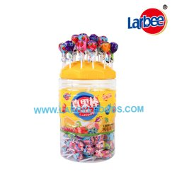 Разнообразные фрукты большой родился в Lollipop кошерная Конфеты