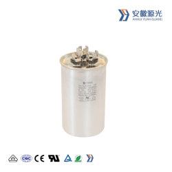 Cbb65 Metallized Polypropyleen Film niet-Polar Motor condensator 25UF AC450V
