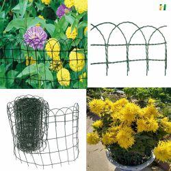 Jardin de fleurs clôture frontalière Arch haut jardin escrime à la frontière
