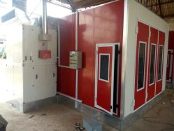 Graveur de diesel de haute qualité cabine de pulvérisation automatique de la peinture des Chambres de séchage