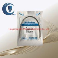 Провода стоматологических материалов из нержавеющей стали овоида по естественных зубов с маркировкой CE ISO