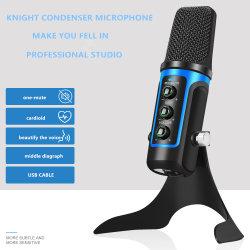 Рыцарь R3 профессиональной студии записи USB конденсаторный микрофон для подкаст компьютер для игр