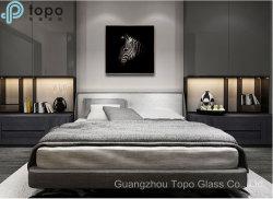 Aangepaste Moderne 3D Gestreepte glas-Schildert van de Stijl van Guangzhou (M.-yb6-2037)